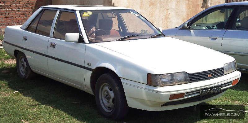 митсубиси галант 1985-87г