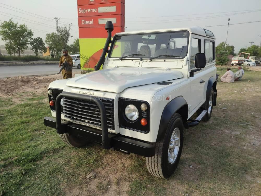 Land Rover Defender 130 2007 Image-1