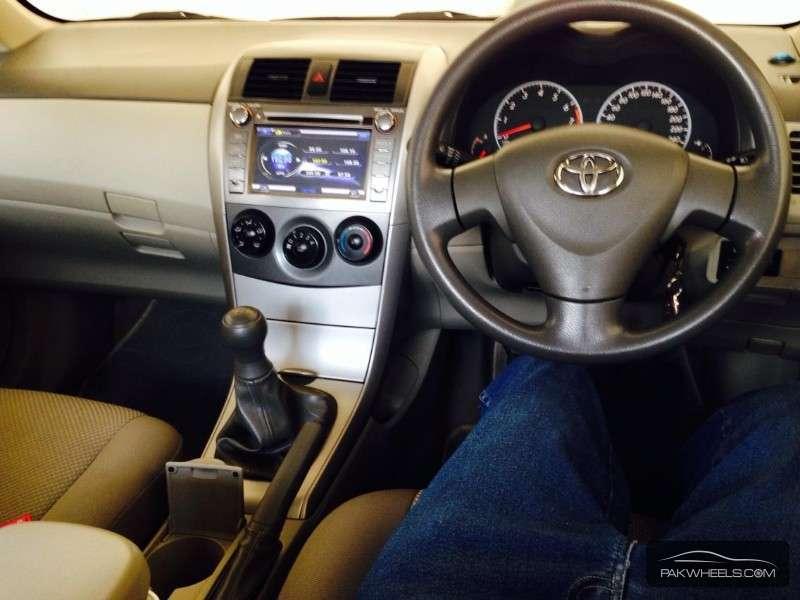 Toyota Corolla GLi 1.3 VVTi 2010 Image-6