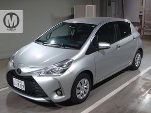 Used Toyota Vitz F Limited 1.0 2018