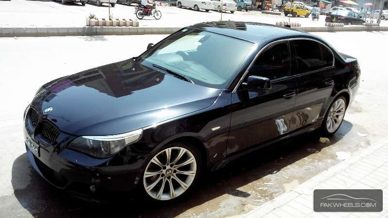 Bmw 5 Series 530i 2005 For Sale In Peshawar Pakwheels