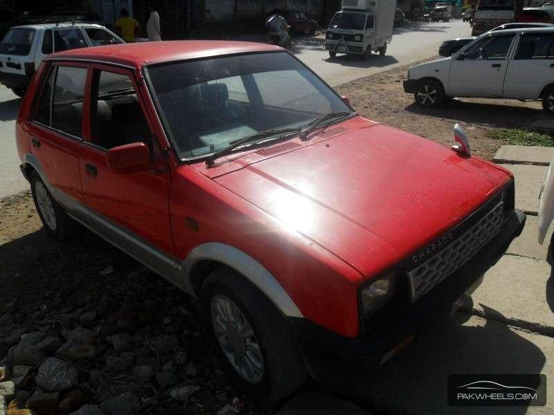 Daihatsu Charade 1983 Image-2