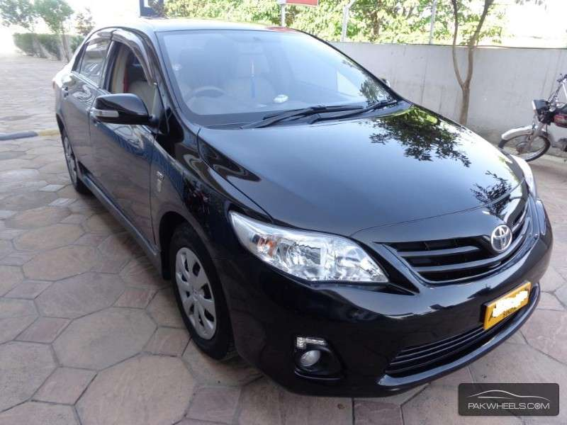 Toyota Corolla X L Package 1.3 2009 Image-1