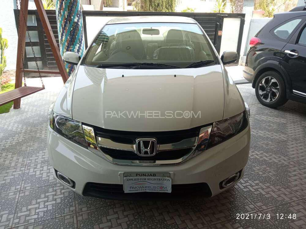 Honda City 1.5 i-VTEC Prosmatec 2021 Image-1