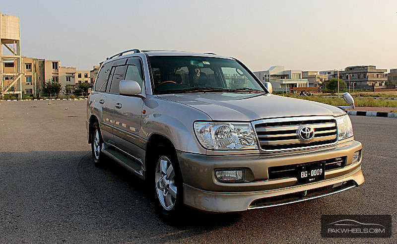 Cars For Sale In Pakistan >> Toyota Land Cruiser 2006 for sale in Islamabad | PakWheels