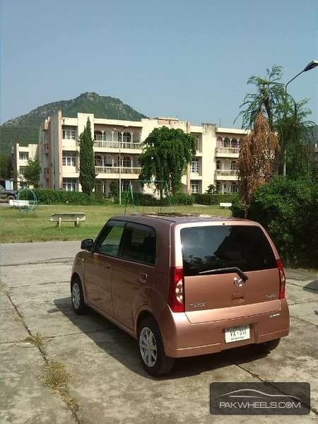 Suzuki Alto X 2007 Image-2