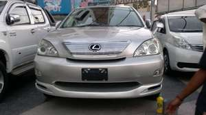 Used Toyota Harrier 2004