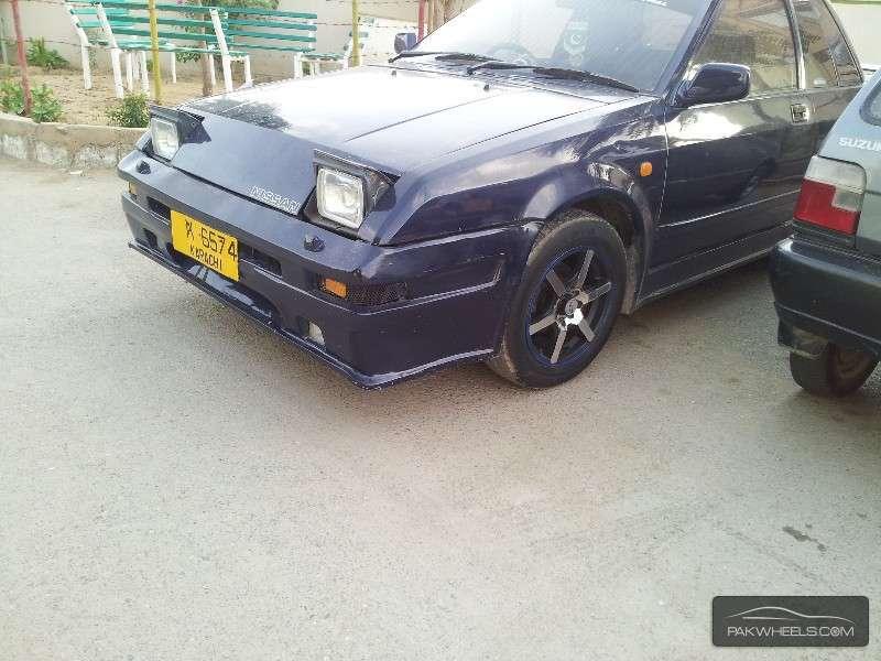 Nissan Pulsar 1985 for sale in Karachi   PakWheels