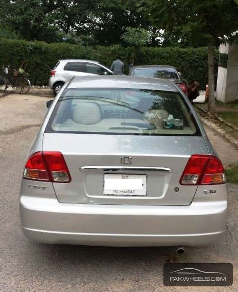 used honda civic exi 2004 car for sale in islamabad 961133 pakwheels. Black Bedroom Furniture Sets. Home Design Ideas