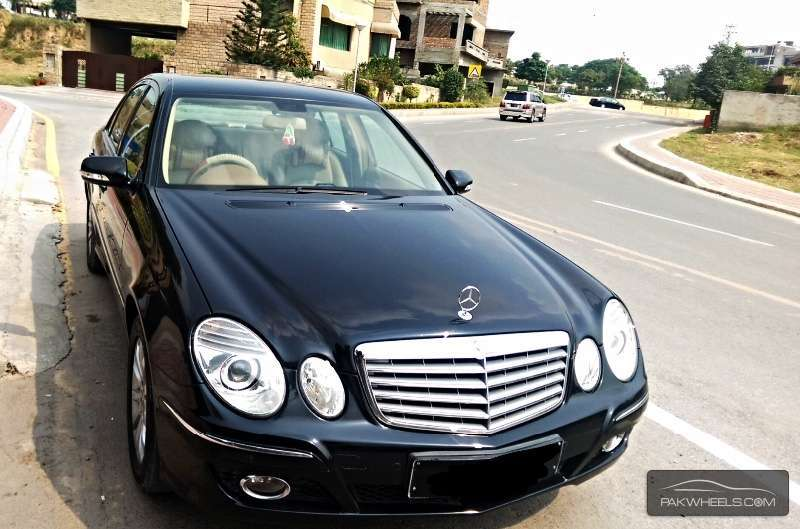 Mercedes benz e class e200 2008 for sale in islamabad for Mercedes benz e 350 2008