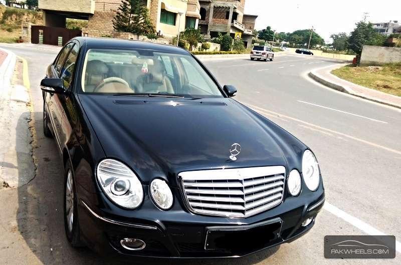 Mercedes benz e class e200 2008 for sale in islamabad for Mercedes benz e 350 2008