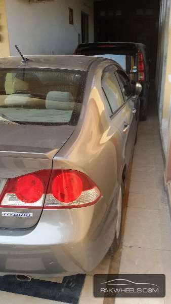 Honda Civic Hybrid MXST 2007 Image-3