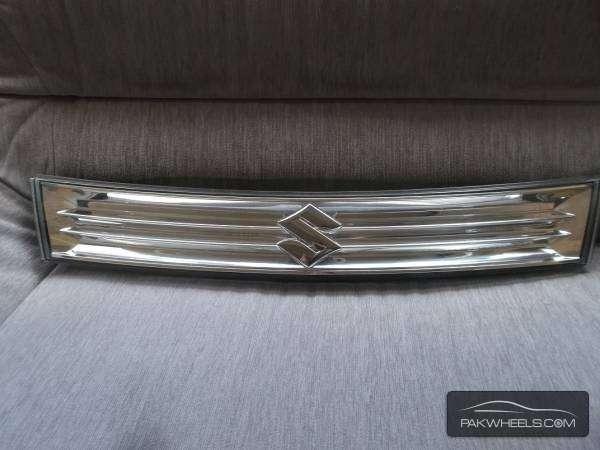 SUZUKI WAGONR STINGRAY FRONT GRILL Image-1