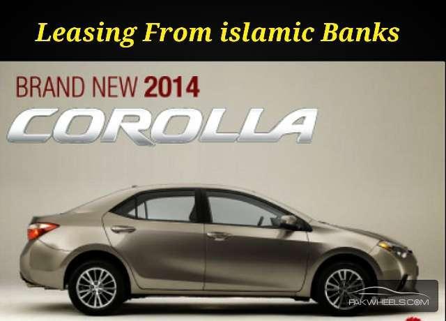 Toyota Corolla GLi VVTi Automatic 2014 for Sale - 5526101