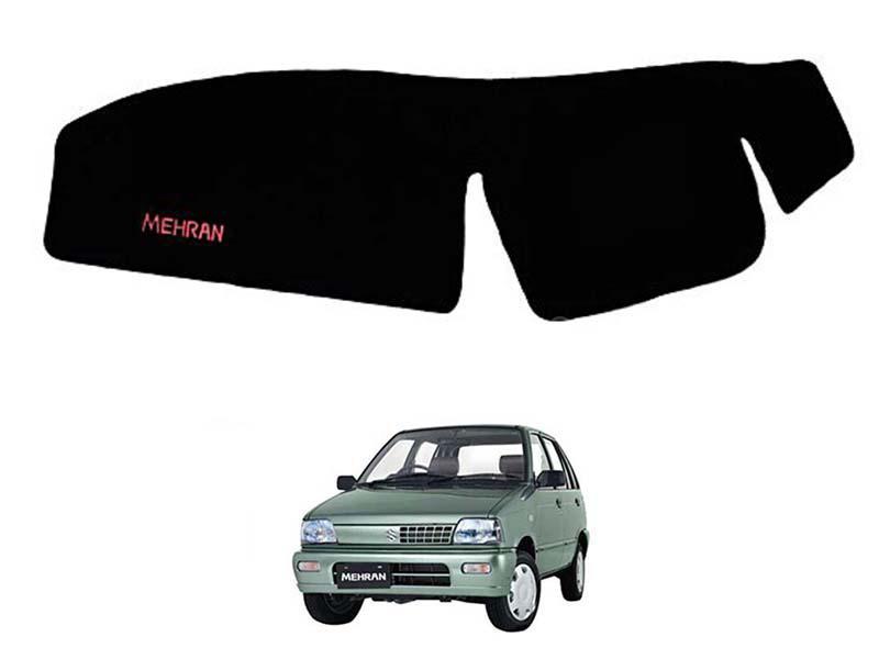 Suzuki Mehran 1988-2019 High Quality Dashboard Mat in Karachi
