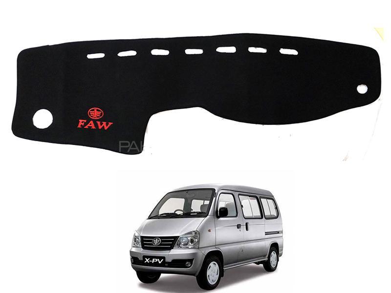 Faw XP-V 2013-2021 High Quality Dashboard Mat in Karachi