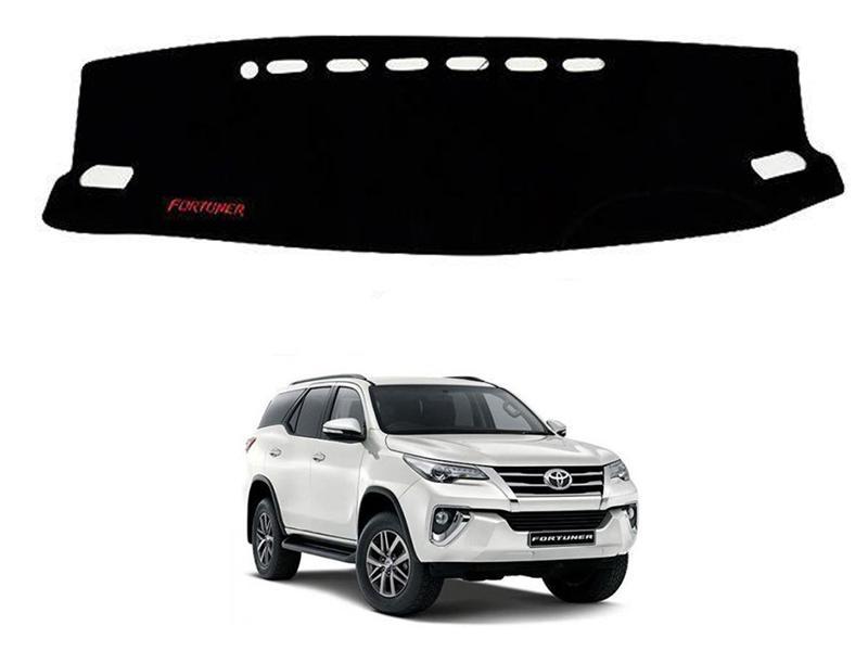 Toyota Fortuner 2016-2021 High Quality Dashboard Mat in Karachi