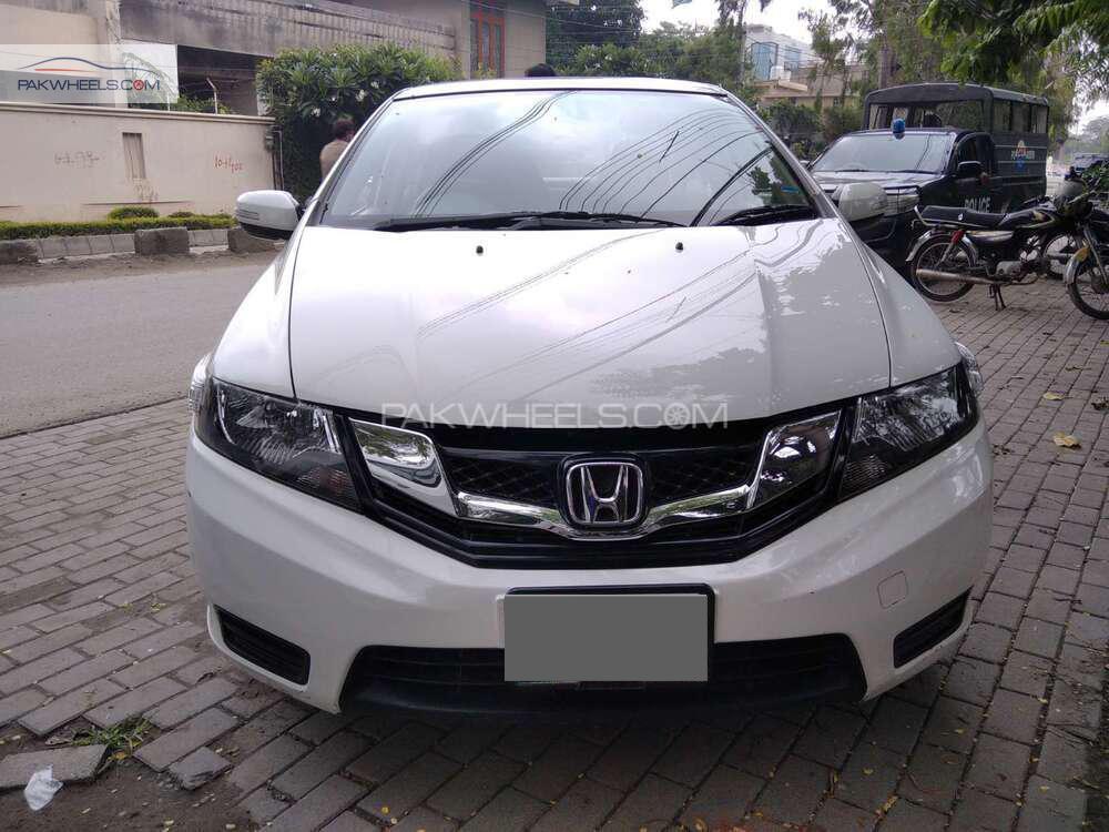 Honda City 1.5 i-VTEC Prosmatec 2019 Image-1