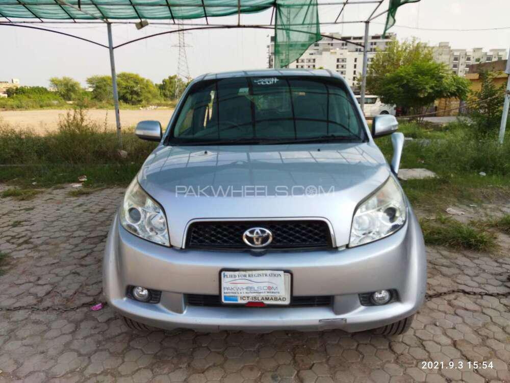 Toyota Rush G L Package 2008 Image-1