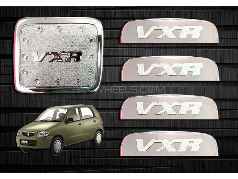 Suzuki Alto VXR 2000-2012 Exterior Kit - Chrome  in Karachi