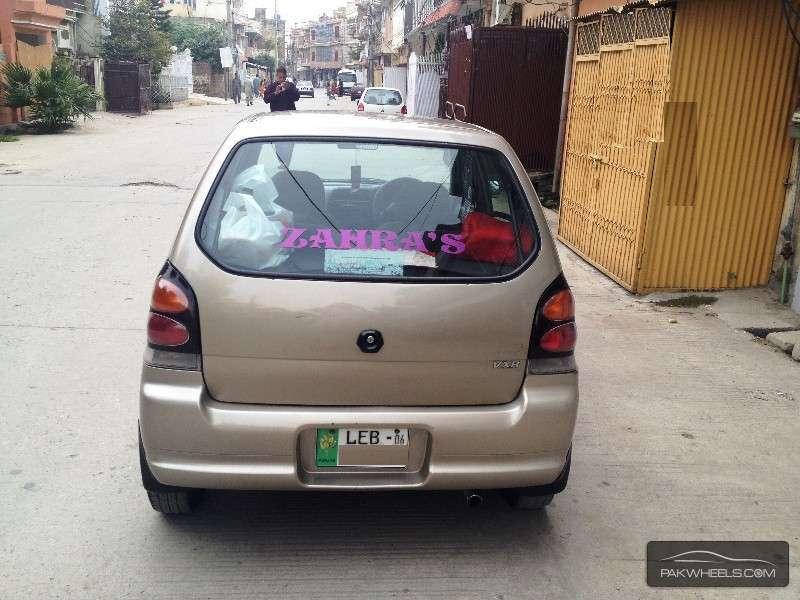 Suzuki Alto VXR (CNG) 2006 Image-3