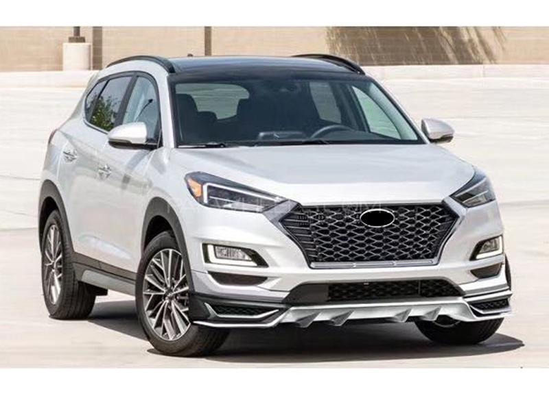 Hyundai Tucson 2020-2021 Aero Body Kit in Lahore