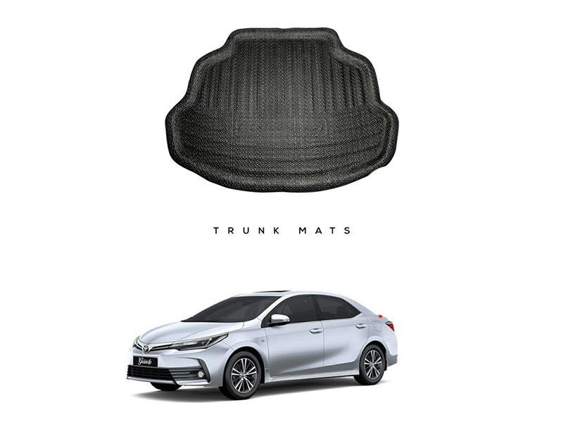 Toyota Corolla 2014-2021 Marflex Trunk Mat Tray Image-1