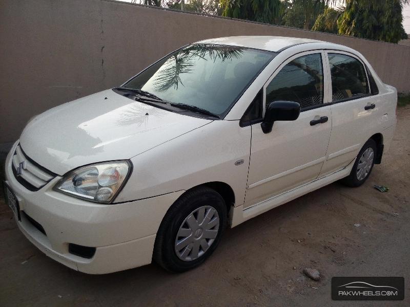 Suzuki Liana For Sale In Lahore