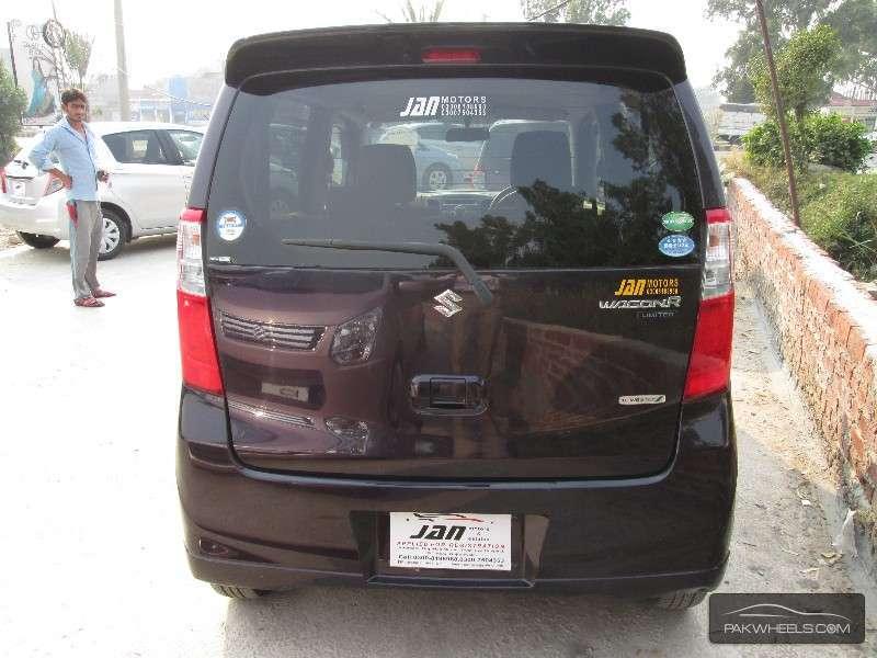 Suzuki Wagon R 2013 Image-4