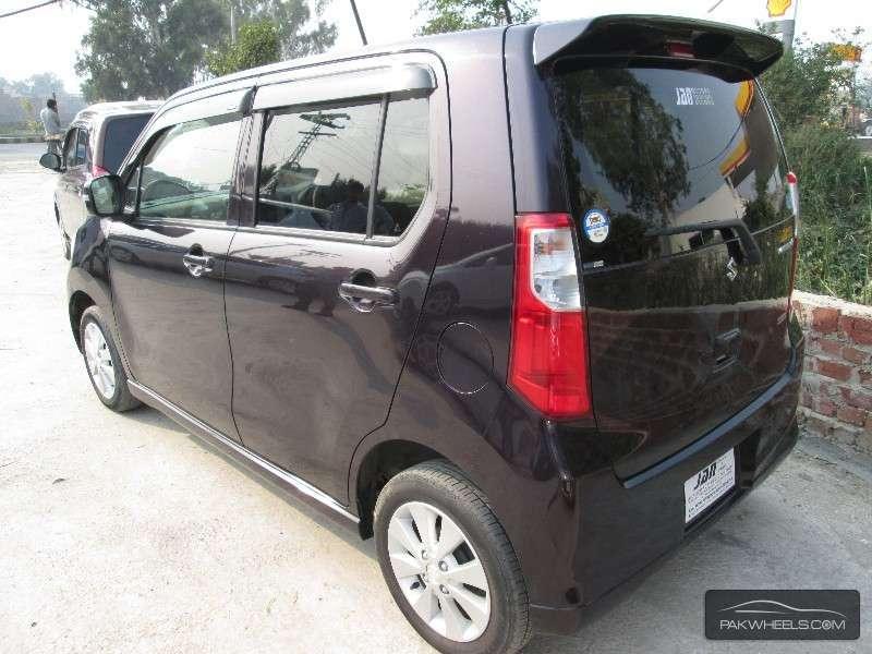 Suzuki Wagon R 2013 Image-5
