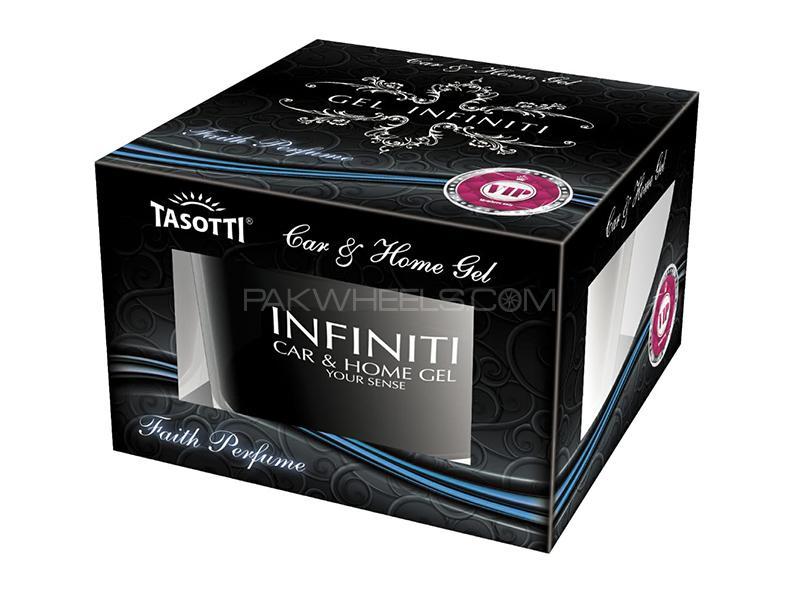 Tasotti Infiniti Gel Perfume - Faith - Made In Poland Image-1