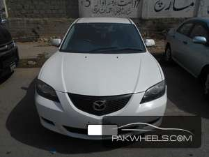 Mazda Axela 15F 2007 Image-1