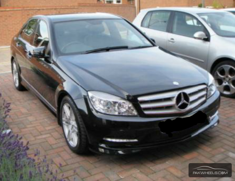 Mercedes benz c class c180 2009 for sale in lahore pakwheels for 2009 mercedes benz c350