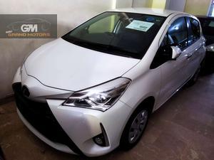 Used Toyota Vitz 2019