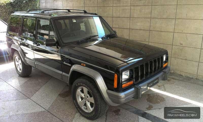 Jeep Cherokee 1995 Image-1