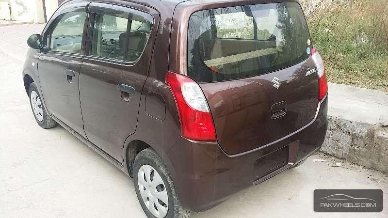 Suzuki Alto Eco ECO-S 2012 Image-5