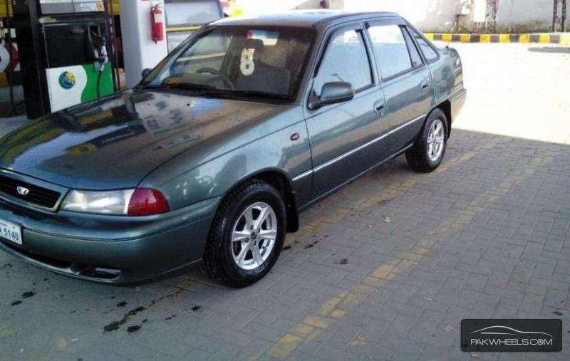 Daewoo Cielo 1996 For Sale In Islamabad Pakwheels