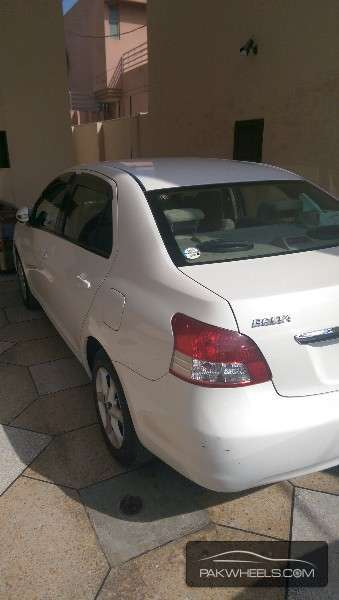 Toyota Belta X 1.0 2009 Image-3