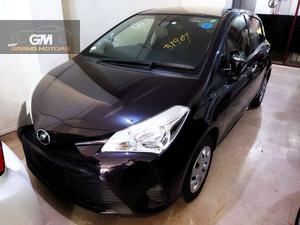 Used Toyota Vitz F Smile Edition 1.0 2018