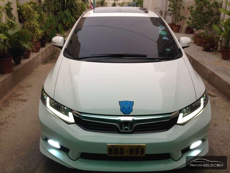 honda civic drl led lights for sale in karachi car