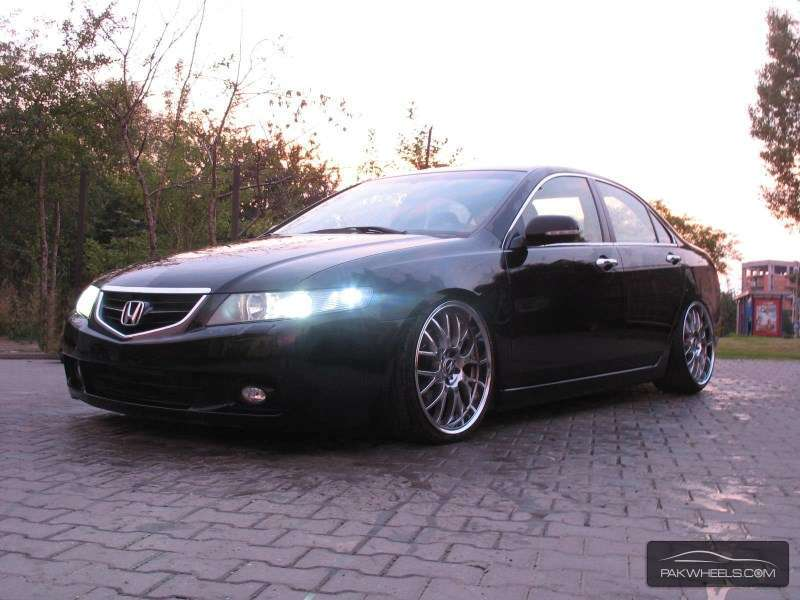Black Honda Accord Rims >> Honda Accord CL9 2004 for sale in Lahore | PakWheels