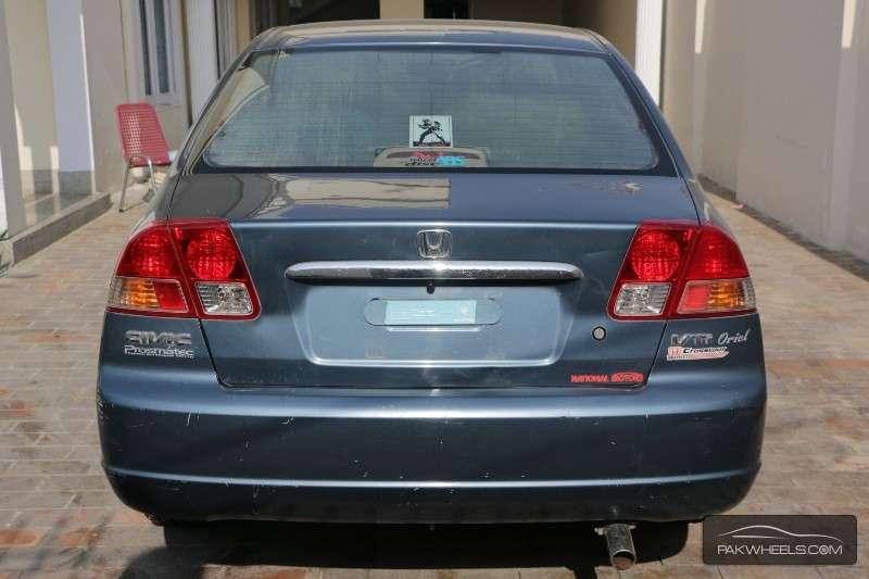 Honda Civic VTi Oriel Prosmatec 1.6 2004 Image-3