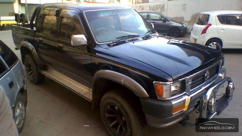 Toyota Hilux 1996 For Sale In Karachi