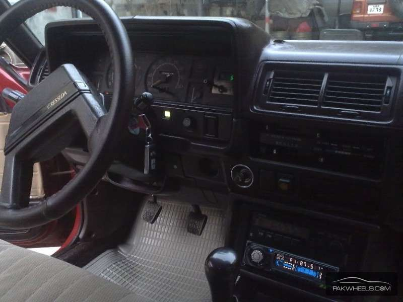 toyota cressida 1986 for sale in lahore pakwheels. Black Bedroom Furniture Sets. Home Design Ideas
