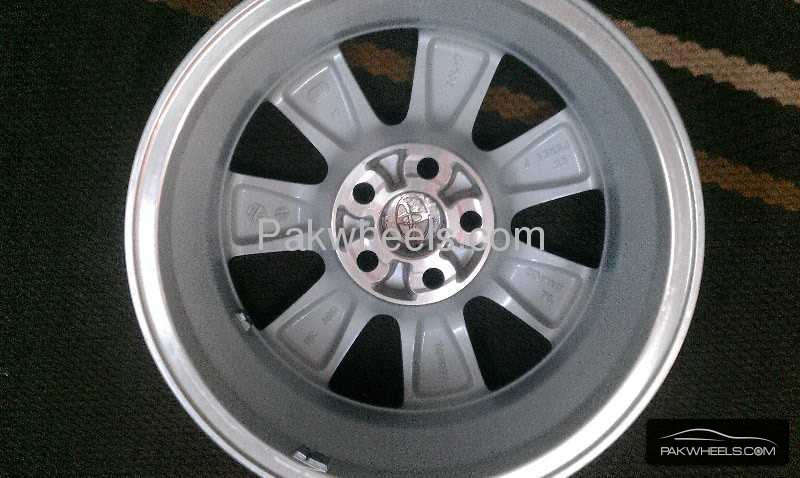 Toyota Corolla Altis Oem Alloy Rims For Sale