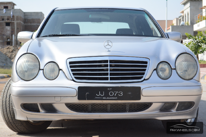 Mercedes benz e class e220 cdi 2001 for sale in islamabad for 2001 mercedes benz e320 for sale