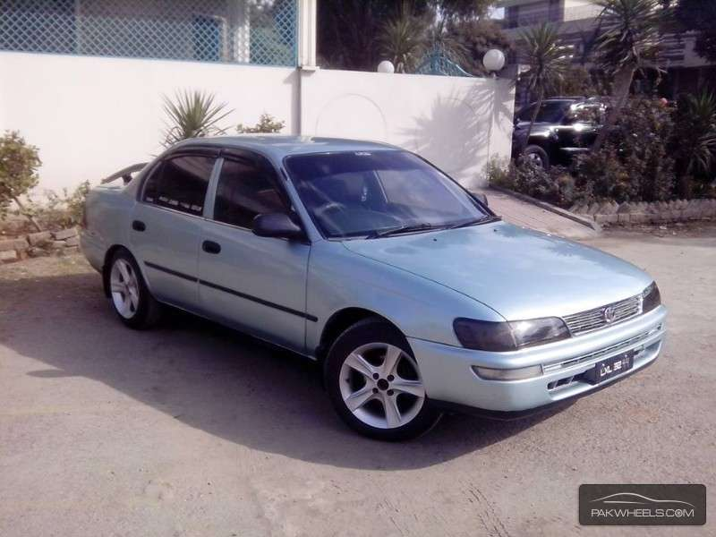 toyota corolla xe limited 1999 for sale in islamabad pakwheels