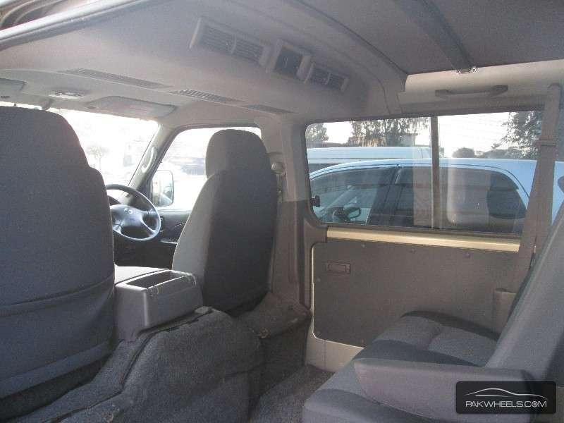 Nissan Caravan 2009 Image-8