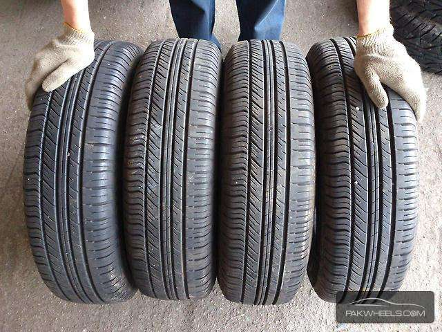 4 tyre 155 70 r13 michelin condition very good for sale in. Black Bedroom Furniture Sets. Home Design Ideas