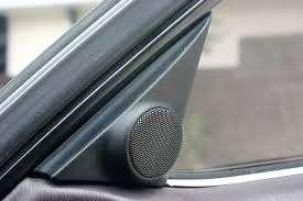 11th Generation Toyota Corolla Pakistan - Slide speaker pods and original tweeters indus corolla 6166951